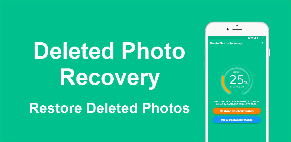 Photo Recovery Pro (Restore Deleted Photos)